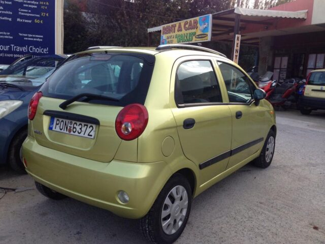 Gallis Rhodes car booking