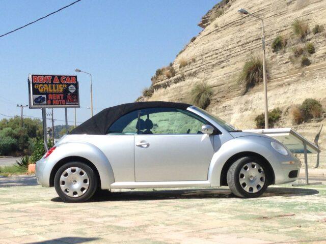Rhodes car booking